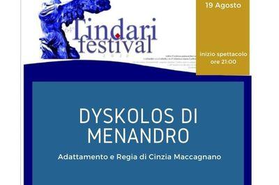 19/08/2020 - Dyskolos di Menandro - 64° Tindari Festival 2020