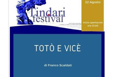 22/08/2020 - Totò e Vicè - 64° Tindari Festival 2020