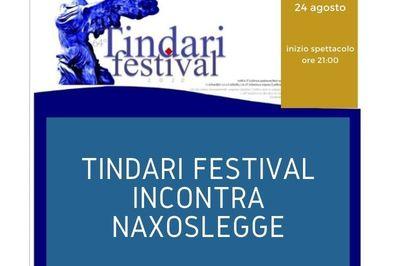 24/08/2020 - Tindari Festival incontra NaxosLegge - 64° Tindari Festival 2020