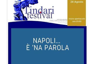 28/08/2020 - Napoli è 'na parola - 64° Tindari Festival 2020
