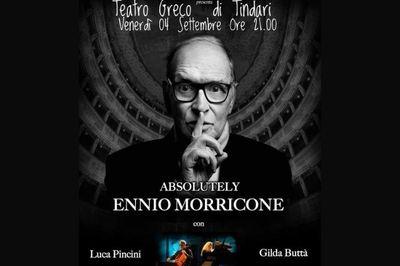 04/09/2020 - Absolutely Ennio Morricone - 64° Tindari Festival