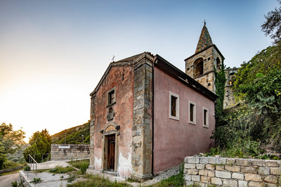 Chiesa di Santa Barbara - Castell'Umberto