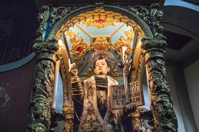 San Vincenzo Ferreri - Santo Patrono di Castell'Umberto