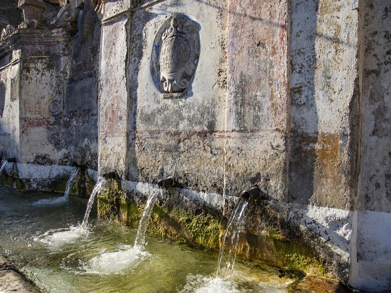 Fontana Abate
