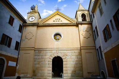 Santuario antico della Madonna del Tindari