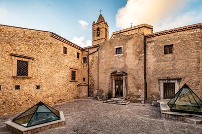 Chiesa di San Teodoro - San Marco d'Alunzio