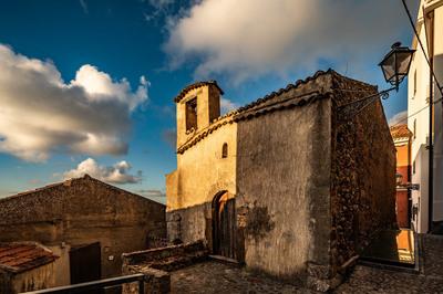 Chiesa di San Giovanni Battista - San Marco d'Alunzio