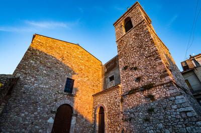 Chiesa di San Basilio - San Marco d'Alunzio