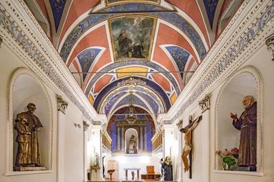 Monastero di San Benedetto e Chiesa del S. Cuore, detta Badia