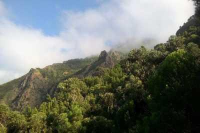 Sentiero n.7 da Malfa a Monte Fossa delle Felci
