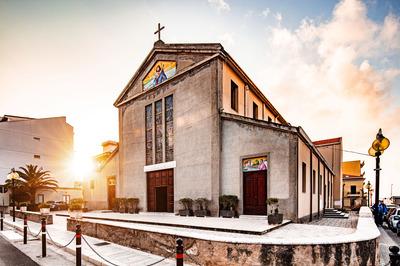 Chiesa di Cristo Re - Capo d'Orlando
