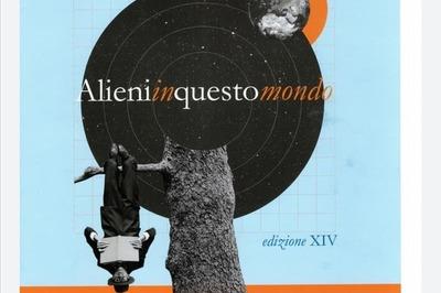 """25-29 Luglio - Salina festival XIV edizione """"Alieni in questo mondo"""""""