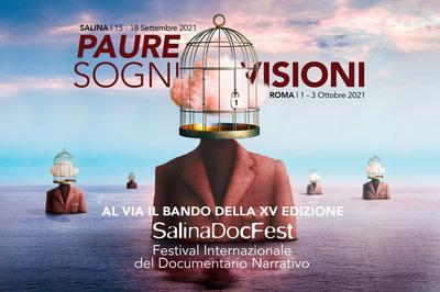 SalinaDocFest - Dal 15 al 18 Settembre 2021
