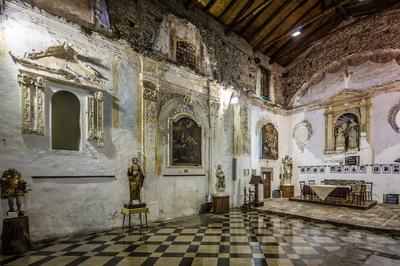 Chiesa dell'Annunciazione o Batia - Tortorici