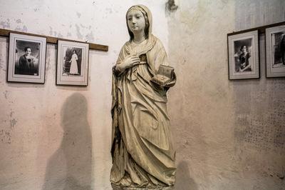L'Annunciazione - Chiesa della Batia
