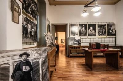 """Museo Etno-Fotografico """"Franchina Letizia"""""""