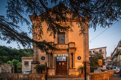 Chiesa di San Nicolò di Bari - Tortorici