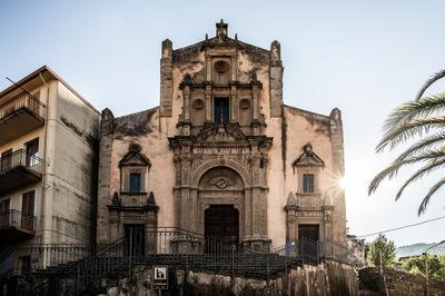 Chiesa di San Francesco o del Convento - Tortorici