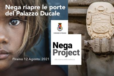 12/08/2021 - Nega riapre le porte del Palazzo Ducale
