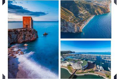 Tutti i venerdì - Escursione in mare lungo la costa saracena - Sicilia Ecogastronomica