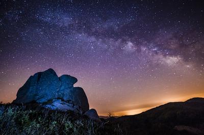 Argimusco sotto le stelle - Sicilia Ecogastronomica