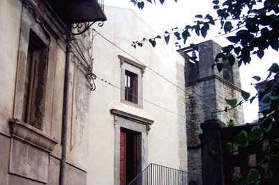 Chiesa del Crocifisso o del Convento - Sinagra