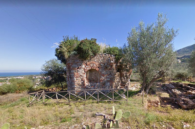 Il monastero di San Pietro Deca - Torrenova