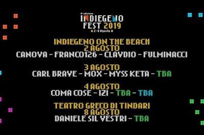 Dal 2 all'8 agosto - Indigeno Fest