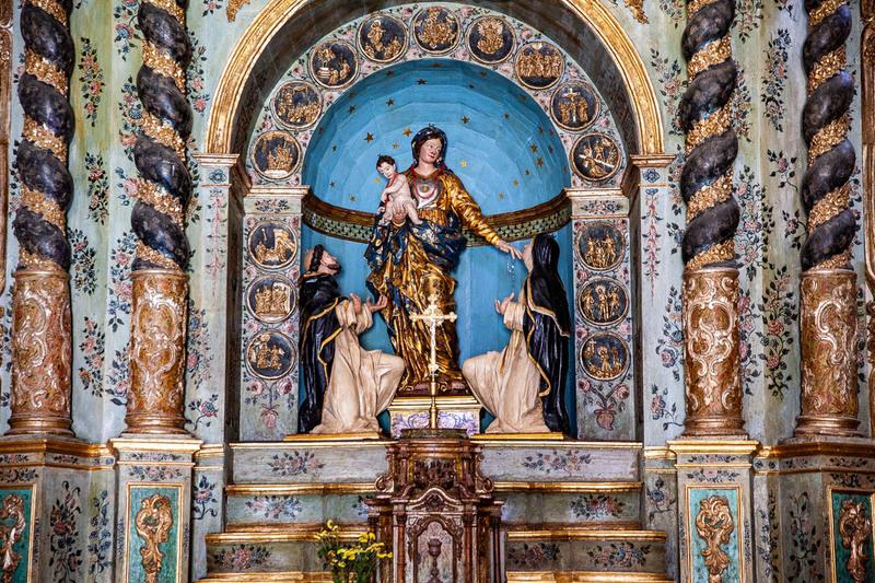 Chiesa del Rosario - Piraino