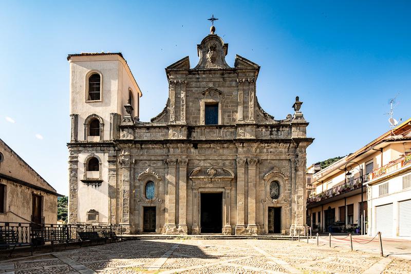 Chiesa Santa Maria di Gesù - Raccuja