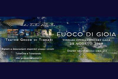 25/08/2019 - Fuoco di gioia - Tindari Opera Concert Gala - h. 21:00