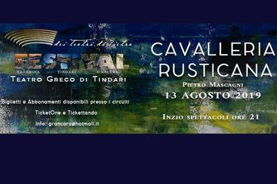 13/08/2019 - Cavalleria rusticana - h. 21:00