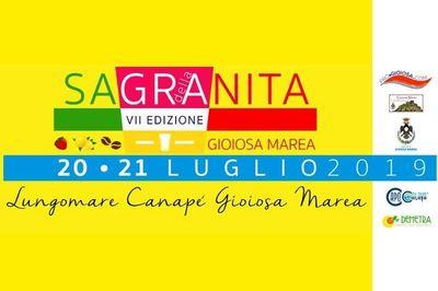 20 e 21 luglio - VII edizione della Sagra della granita - h. 18:30