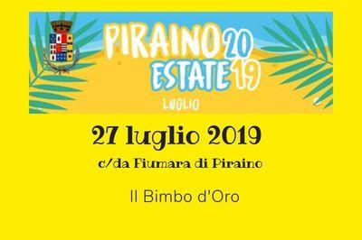 27/07/2019 - Bimbo d'oro - h. 21:30