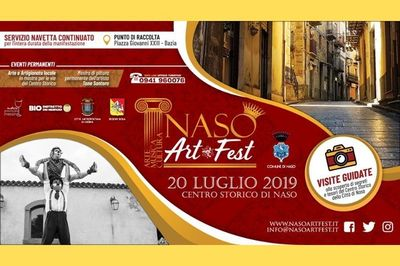 20/07/2019 - Naso Art Fest - h 17:30