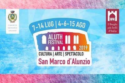 15/08/2019 - Aluth Festival - h 18:00