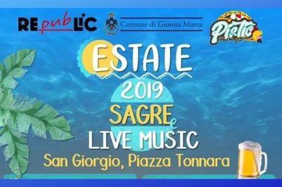 24/07/2019 - Estate 2019 Sagre e Live Music