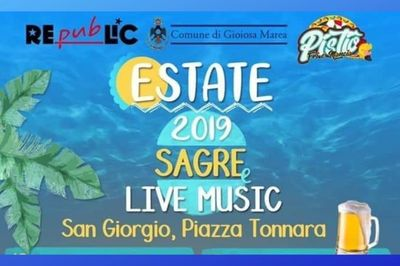 16/08/2019 - Estate 2019 Sagre e Live Music