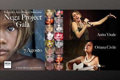07/08/2019 - Nega Project Gala - h 21:00