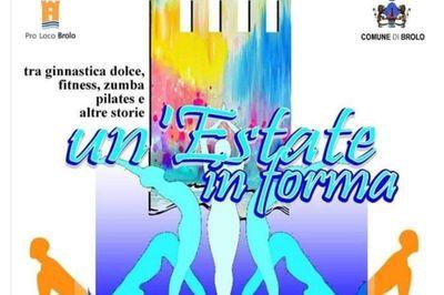 Dal 05 al 08 agosto 2019 -  Un'Estate in Forma