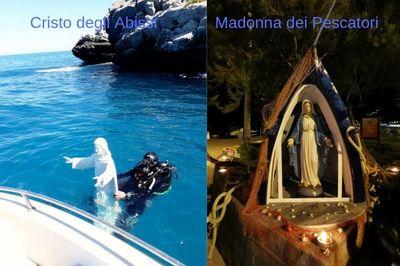 21/07/2019 - Festa Madonna dei Pescatori - h 19:00